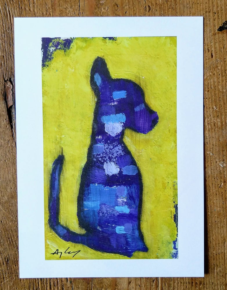 Image of Quilt Dog