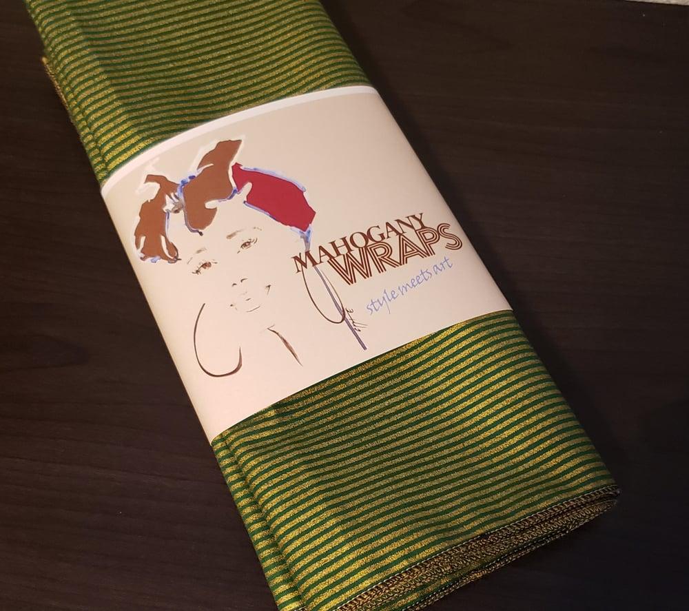 Image of Maya Mahogany Wrap