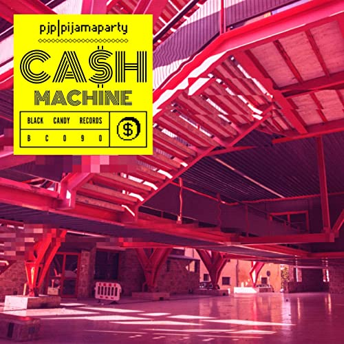 "Image of PJP | pijamaparty - ""Ca$h machine"" (2019)"