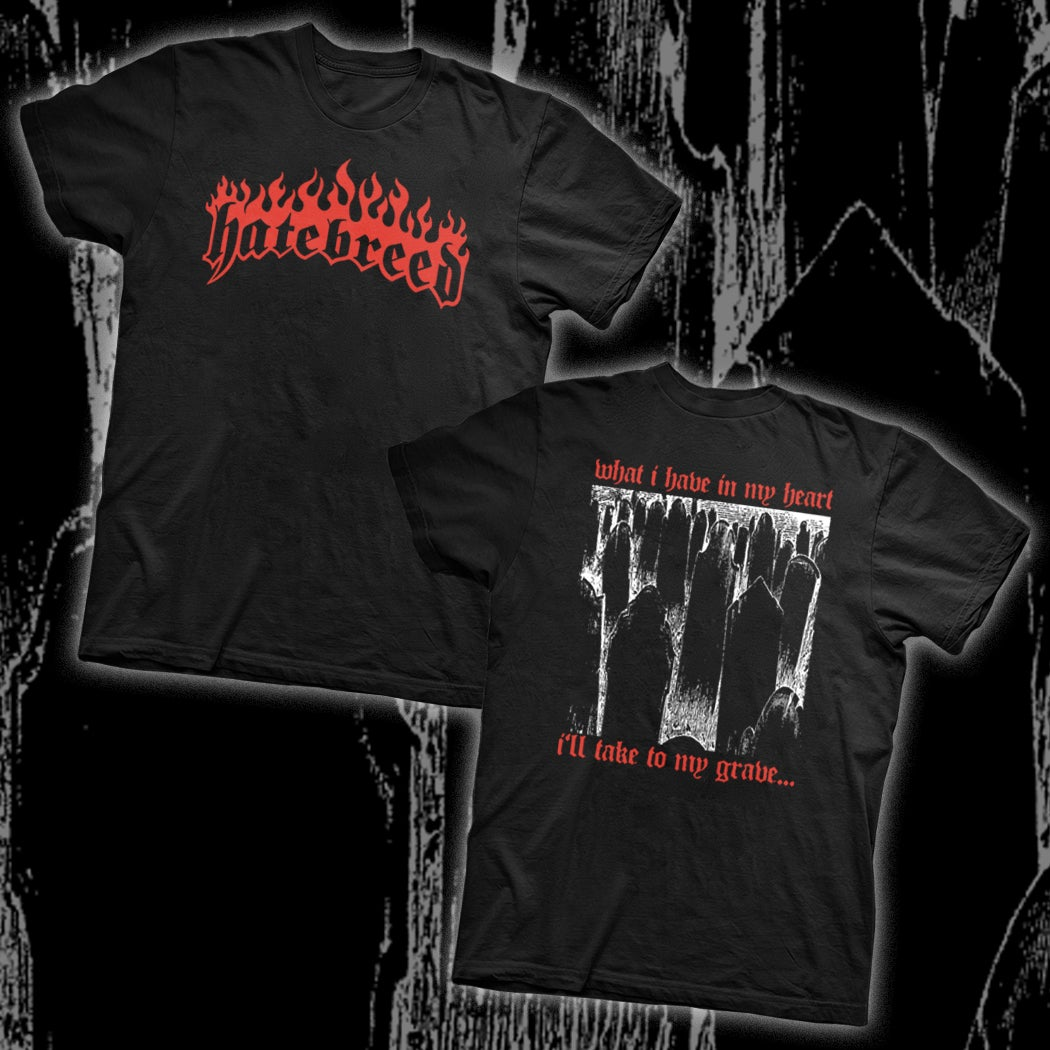 """Image of HATEBREED """"WHAT I HAVE..."""" SHIRT"""