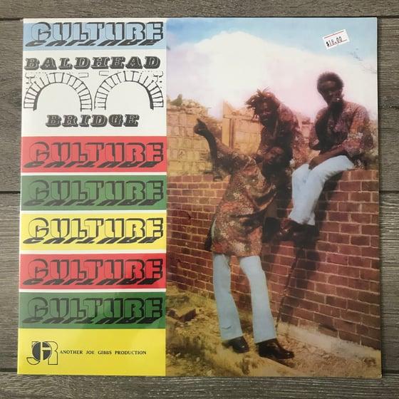 Image of Culture - Baldhead Bridge Vinyl LP