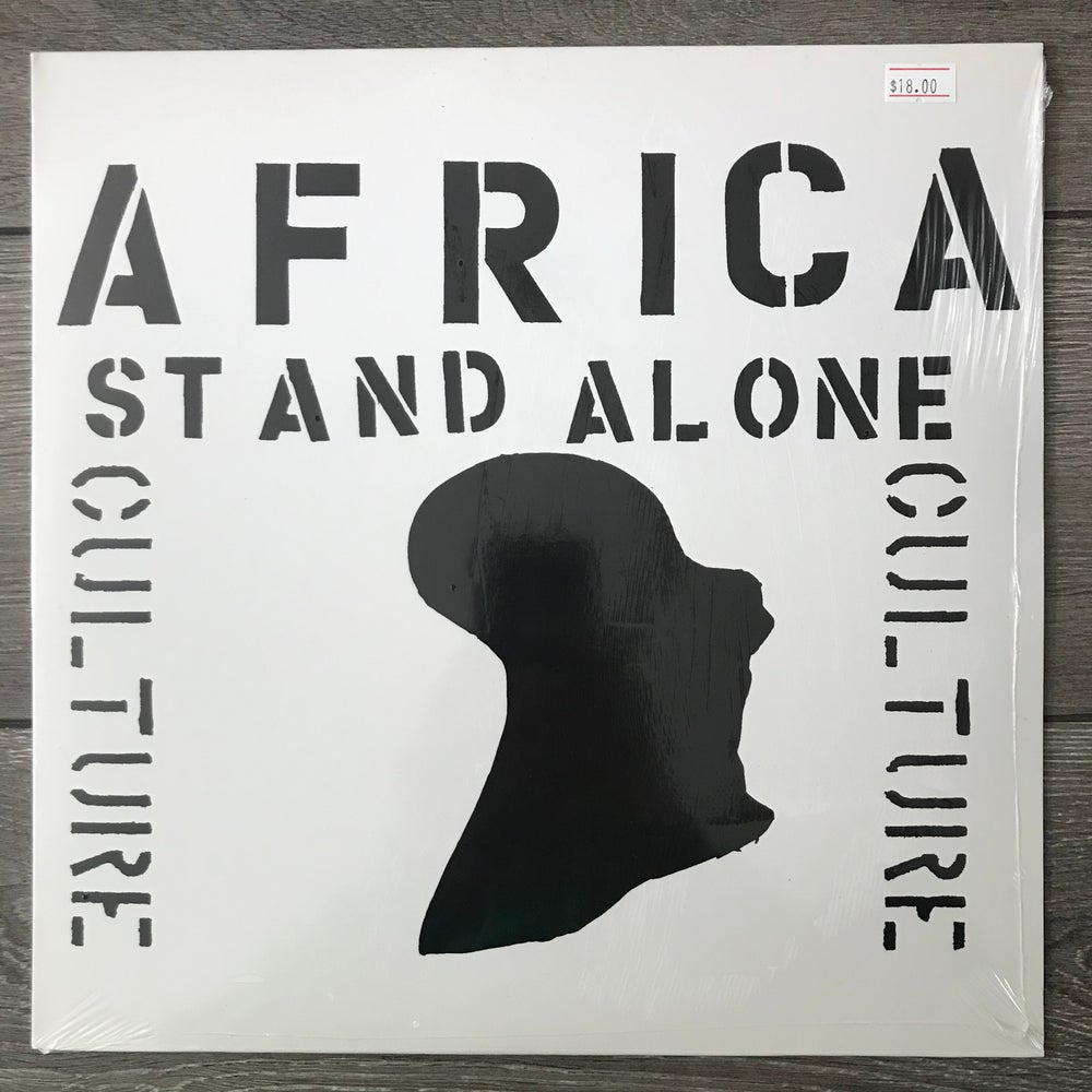 Image of Culture - Africa Stand Alone Vinyl LP