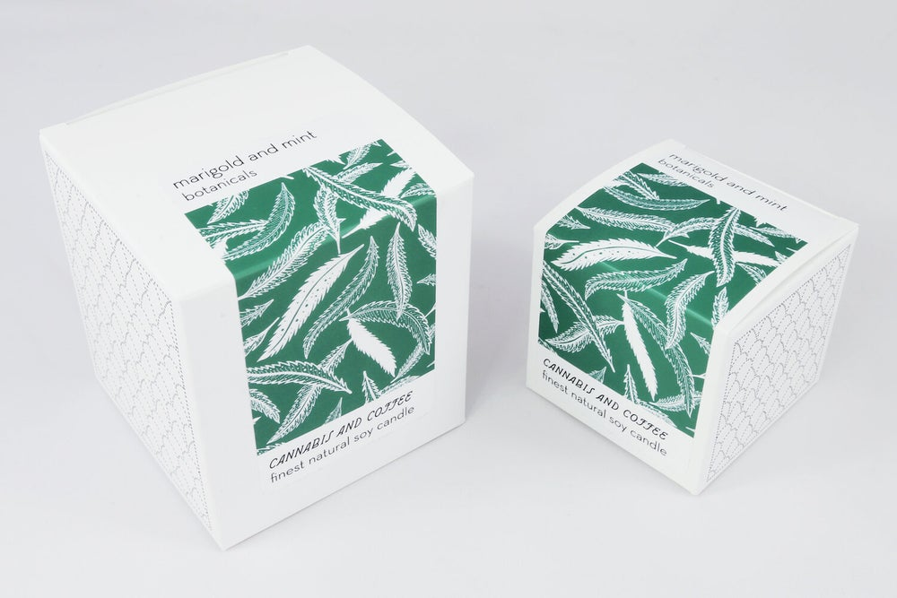 Image of Marigold & Mint Botanicals-Soy Wax Candles
