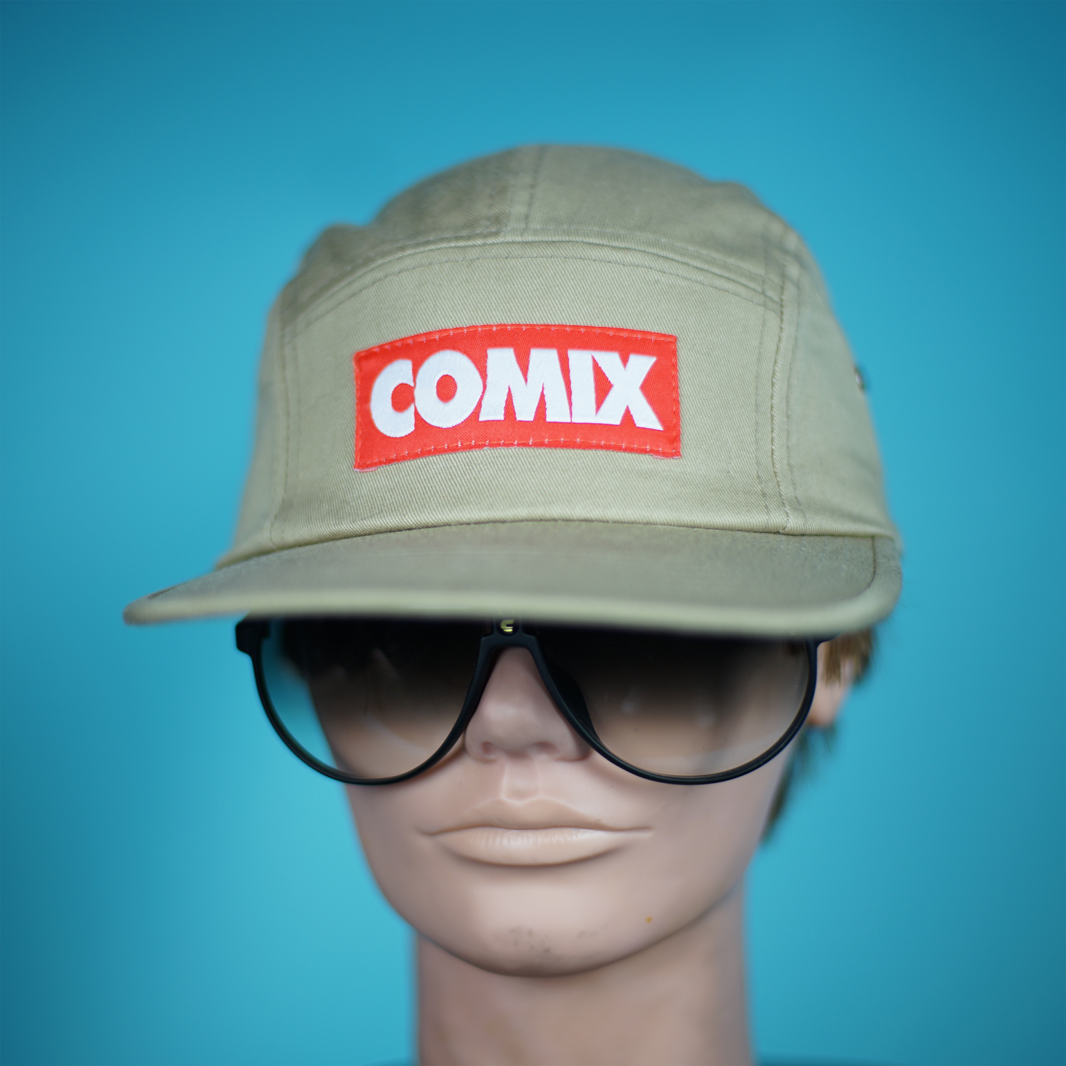 Image of COMIX Five Panel Hat