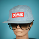 Image 2 of COMIX Five Panel Hat