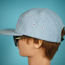 Image 4 of COMIX Five Panel Hat