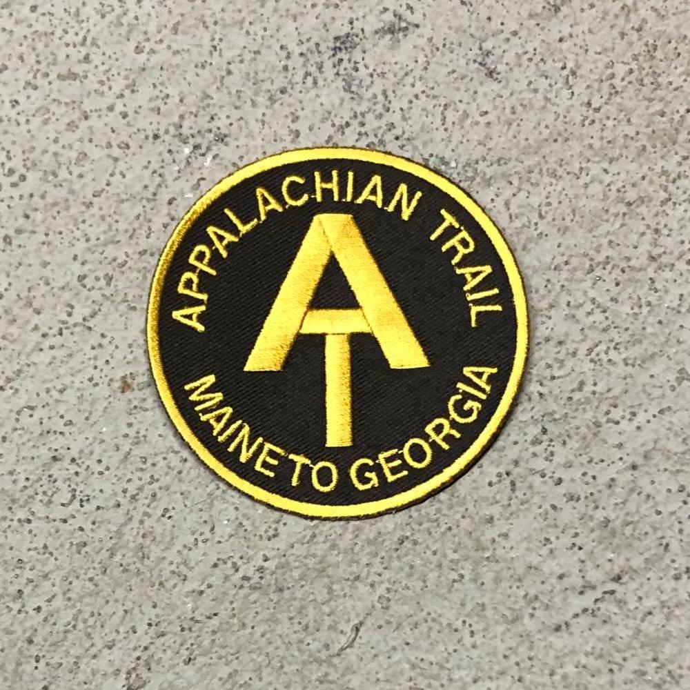 Image of Appalachian Trail marker (PATCH)