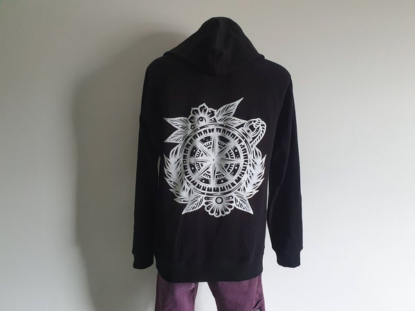Image of Lost At Sea Zip Hood