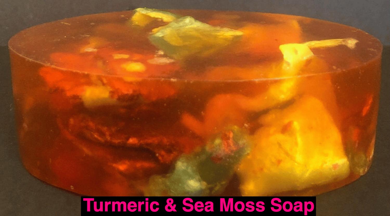Image of B.K Tumeric & Sea Moss