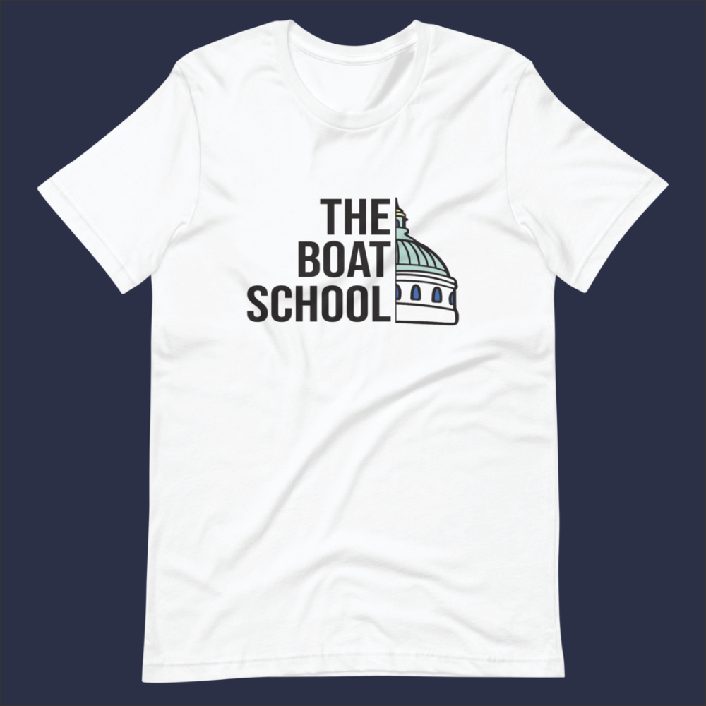 Image of The Boat School Tee
