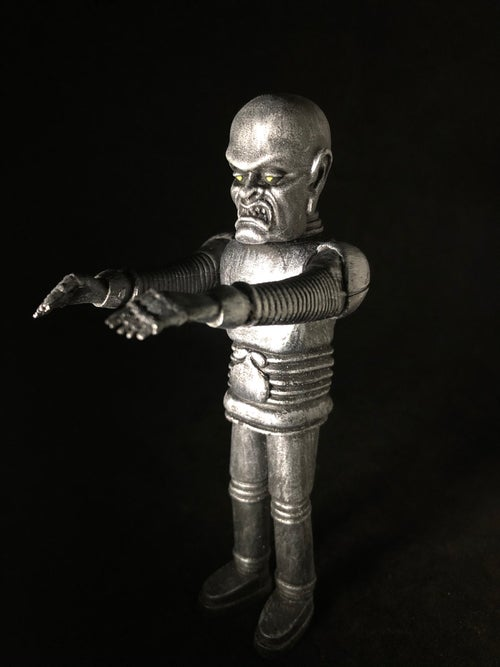"Image of Hand painted ""Phantom Creeps"" 6 inch Resin Figure"