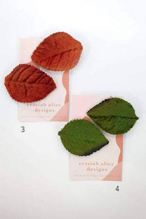 Image of Large Leaf Clips (Free Shipping!)