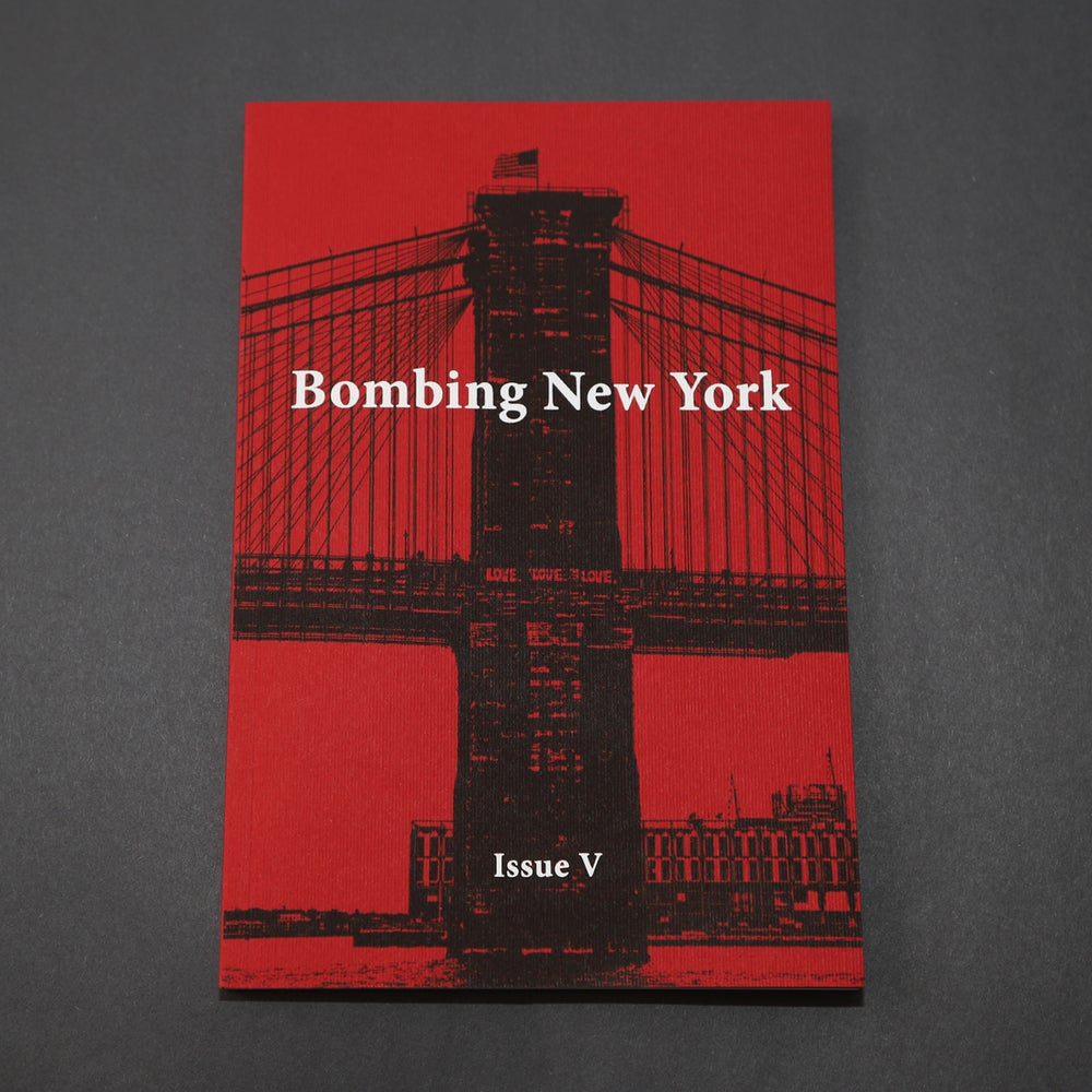 Image of Bombing New York Issue V