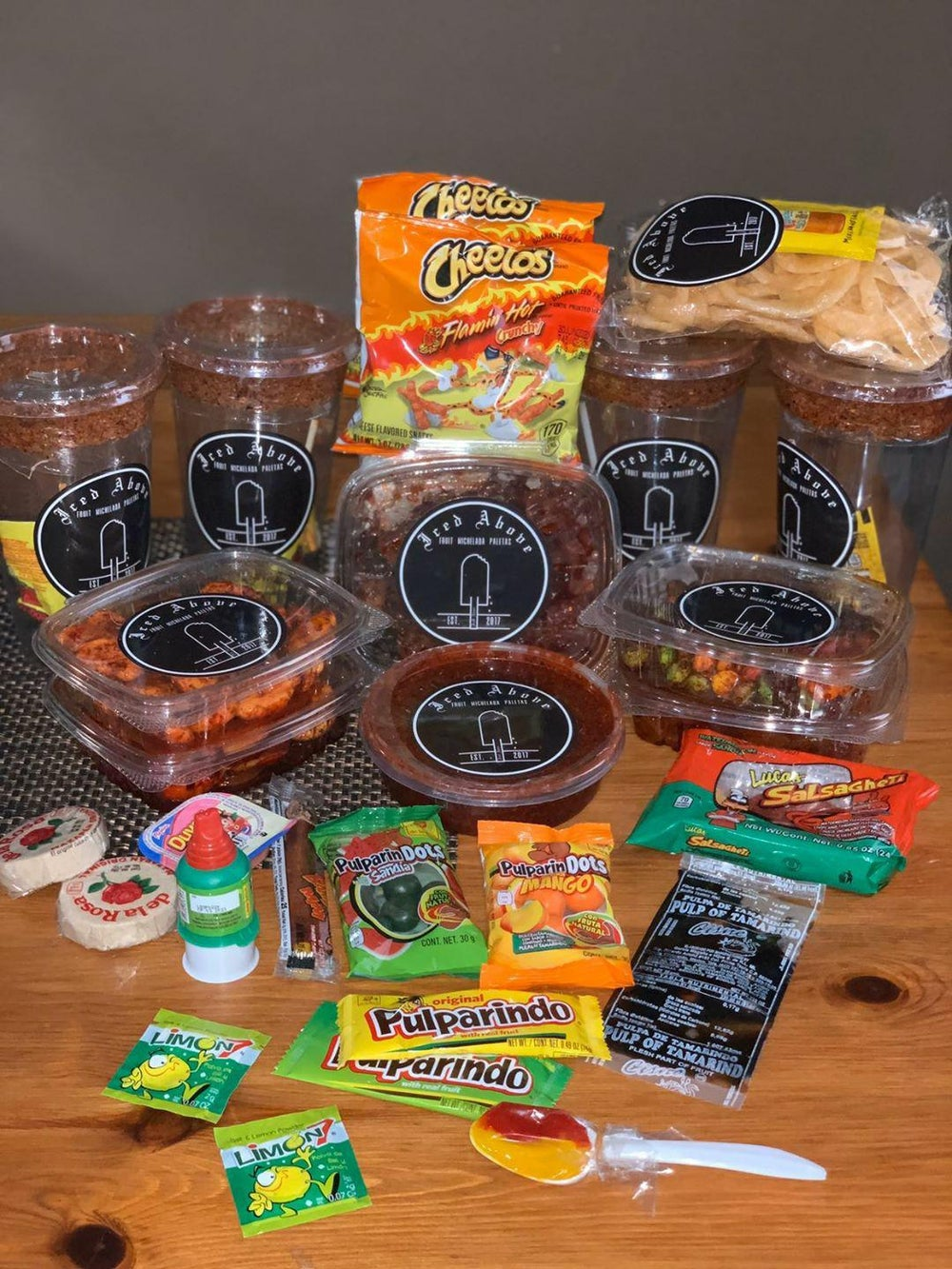 Image of Emergency Michelada Kit x Snack Attack Box