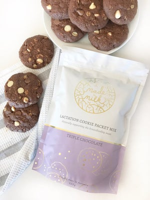 Made to Milk Lactation Cookies Packet Mix