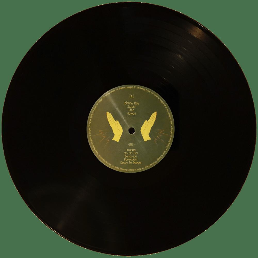 Lavette - In The Soup (LP)