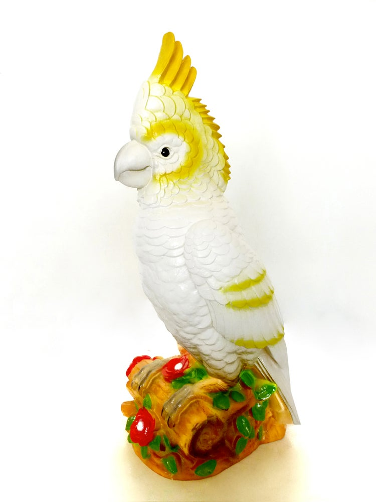 Image of Cockatoo Lamp
