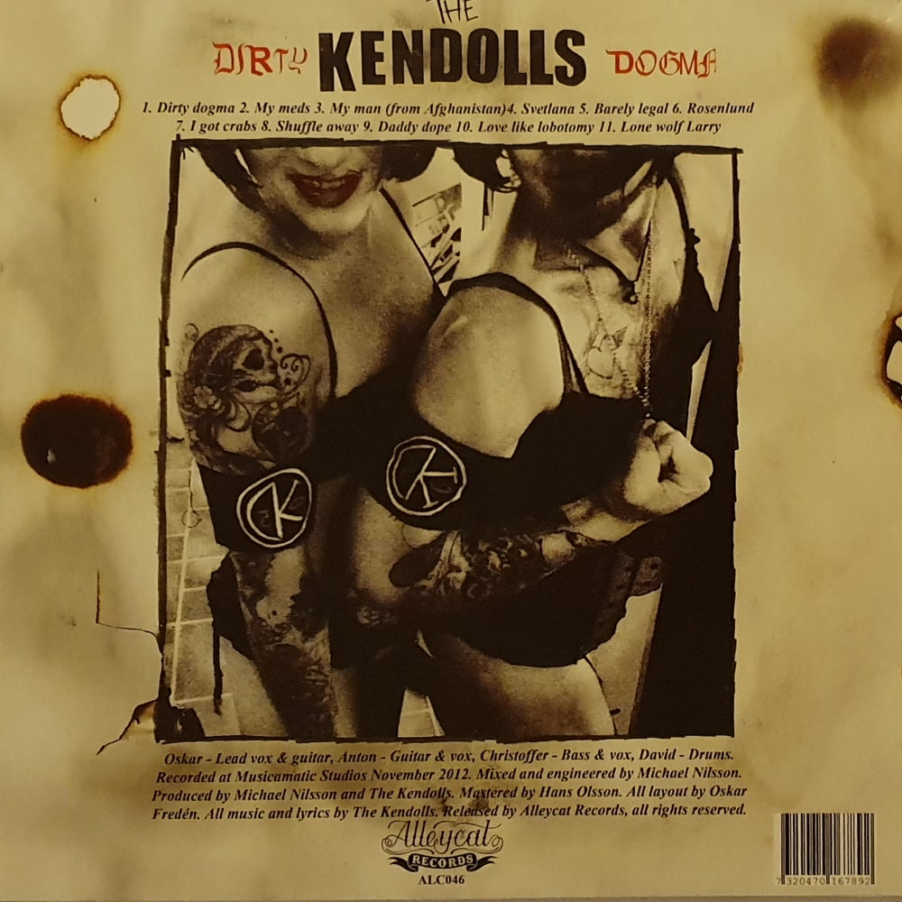 The Kendolls - Dirty Dogma