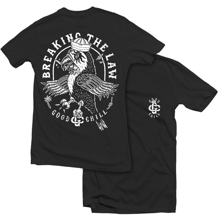 Image of BREAKING THE LAW - Tee