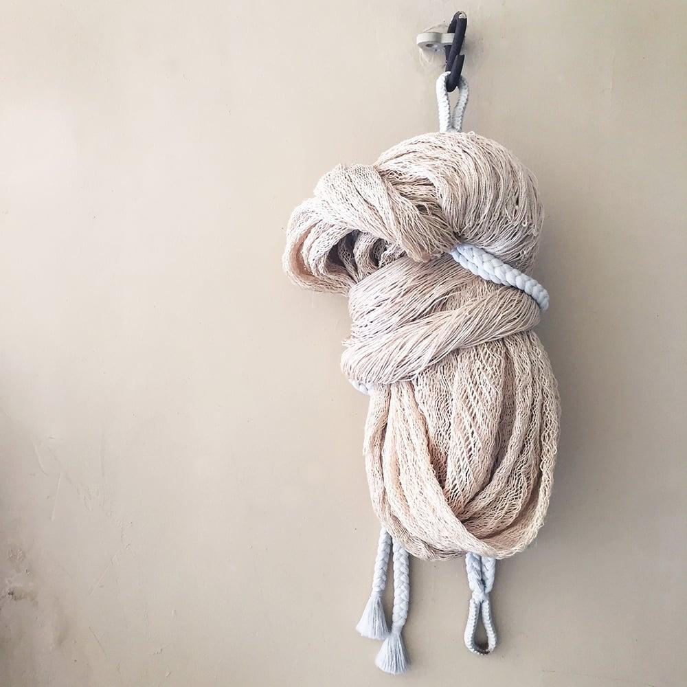 Image of Handmade Cotton Hammock Extender