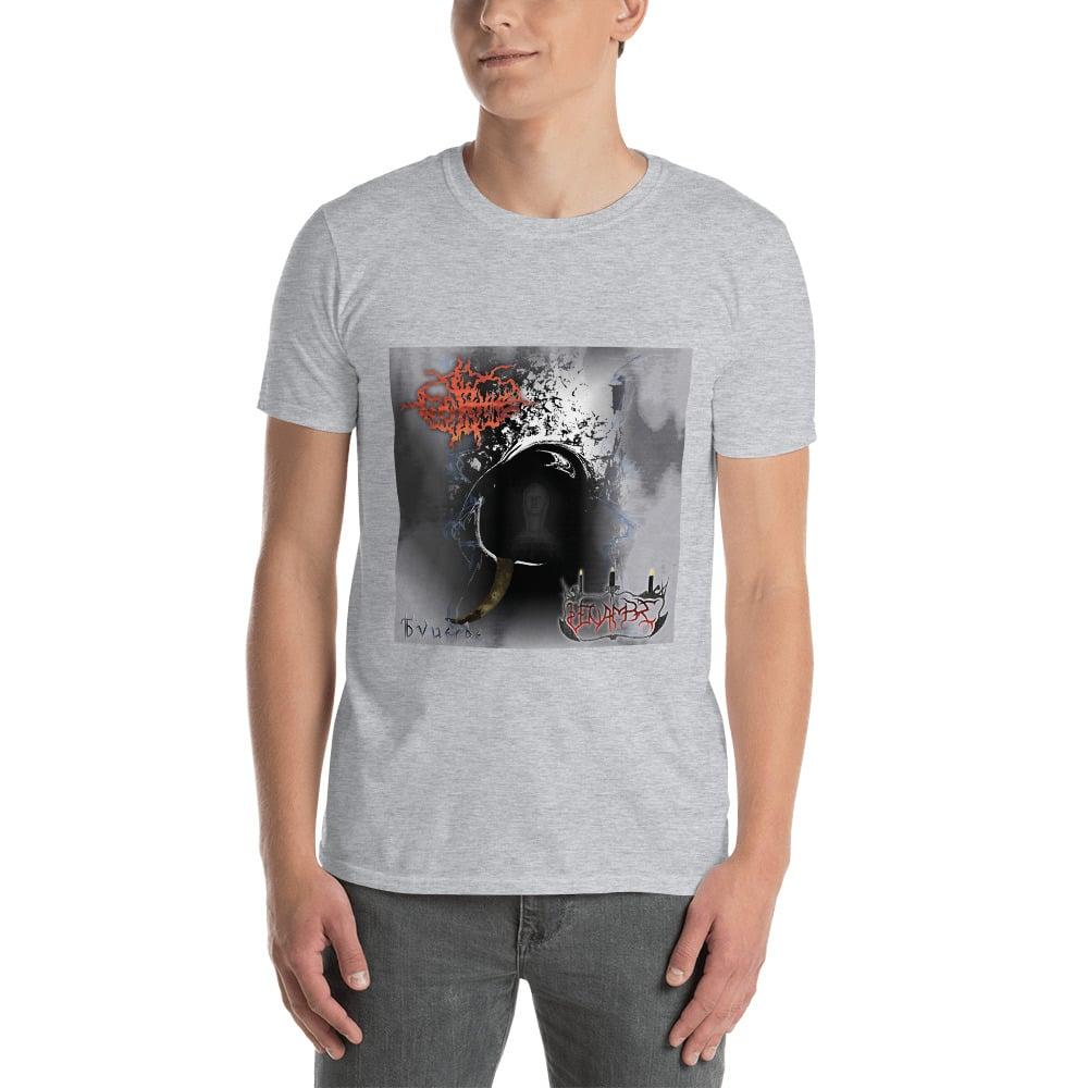 "Image of Glorhme/Vénambre ""Tvuèrbe"" Cover Short-Sleeve Unisex T-Shirt"