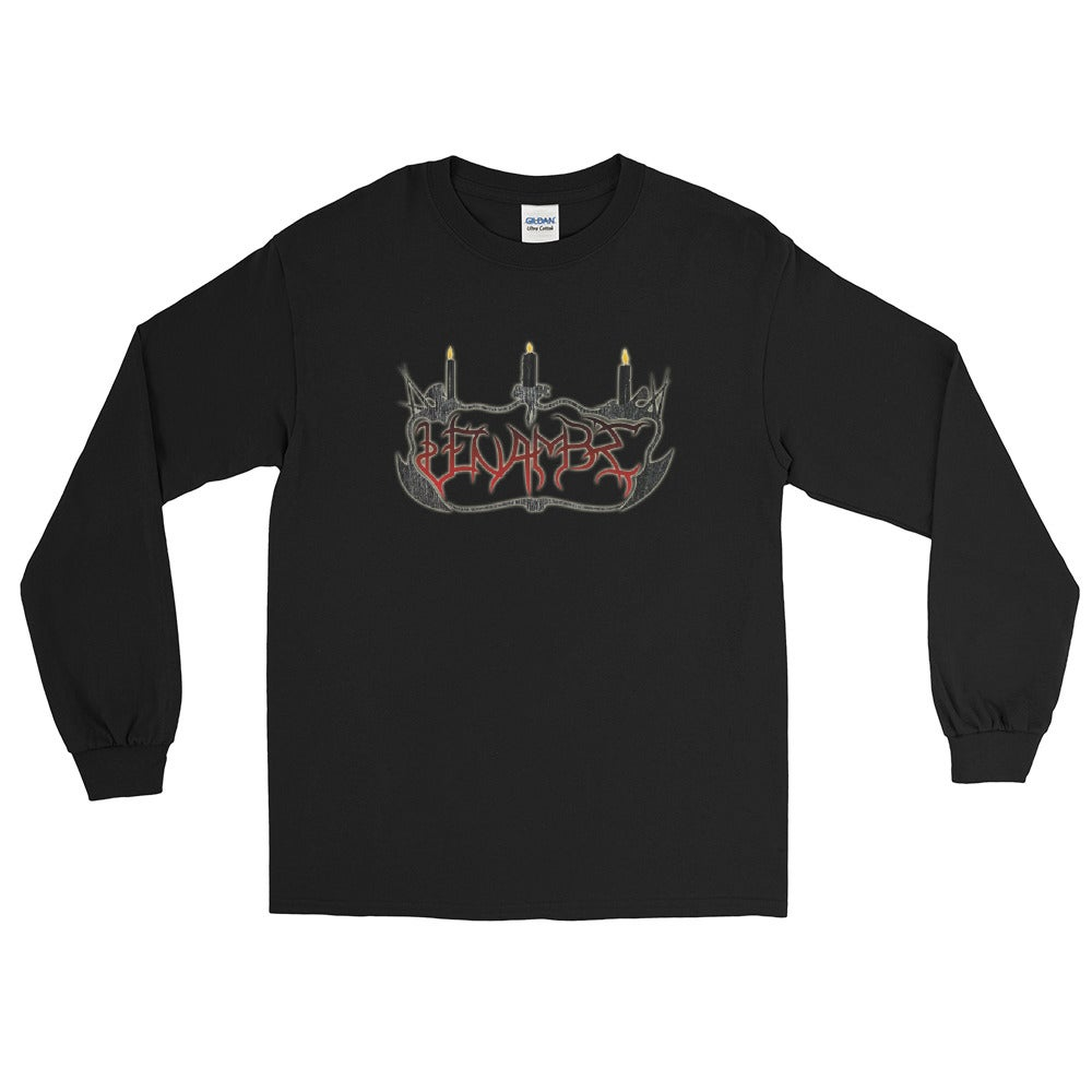 Image of Vénambre Logo Long Sleeve T-Shirt