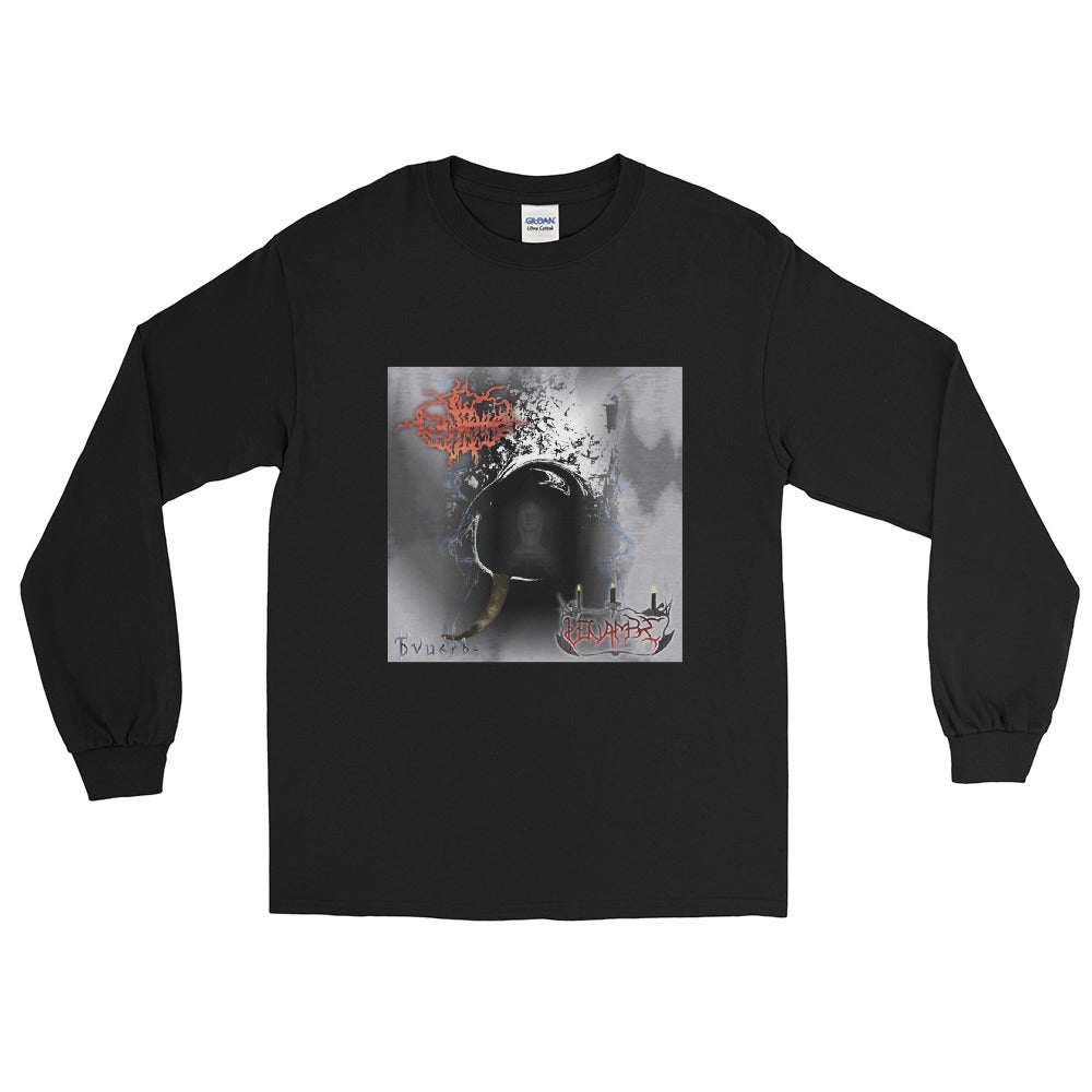 "Image of Glorhme/Vénambre ""Tvuèrbe"" Cover Long Sleeve T-Shirt"
