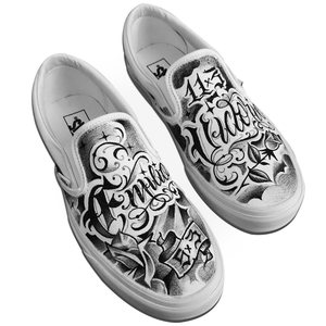 Image of CUSTOM VANS (canvas only)