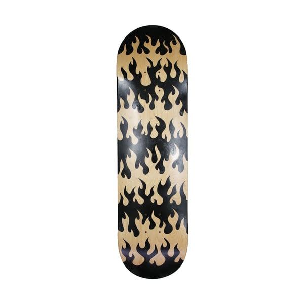 Image of Wood/Black