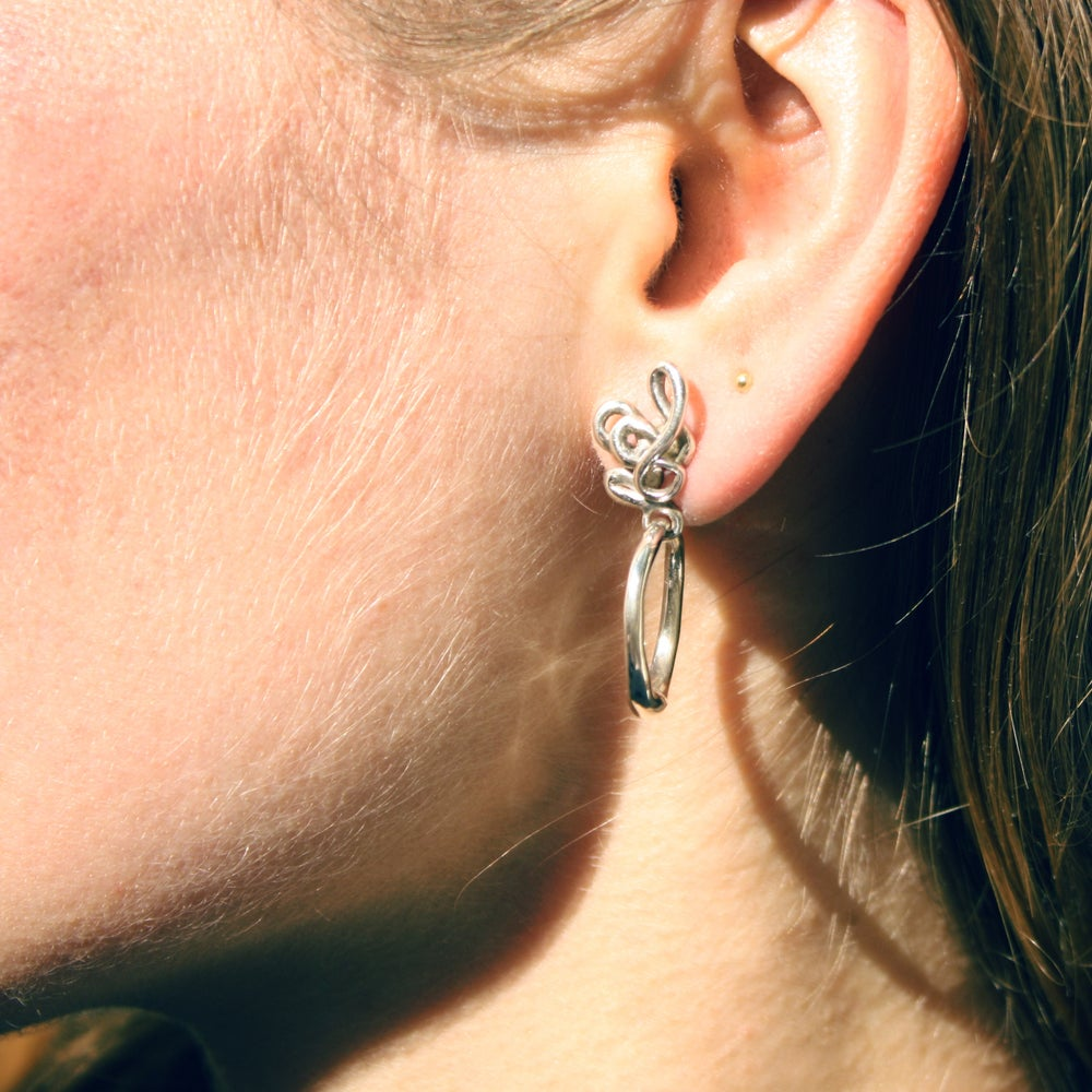 Image of Stream Earrings