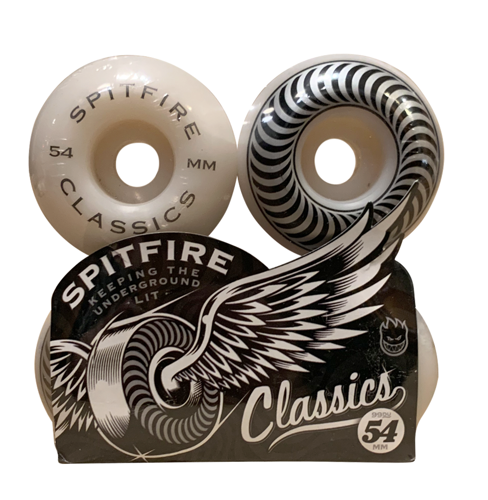 Image of Spitfire Classics Silver - 54mm 101A