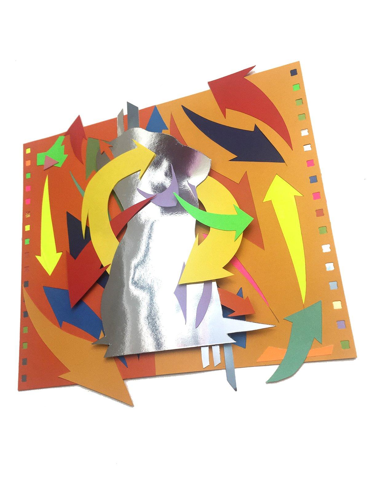 Image of 3D TORSO COLLAGE. 2020.