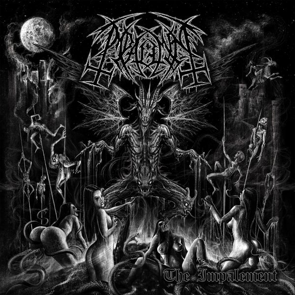 Image of IMPALEMENT - The Impalement CD