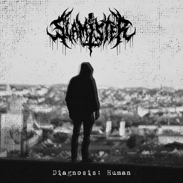 Image of SLAMISTER - Diagnosis: Human DigiPack-CD