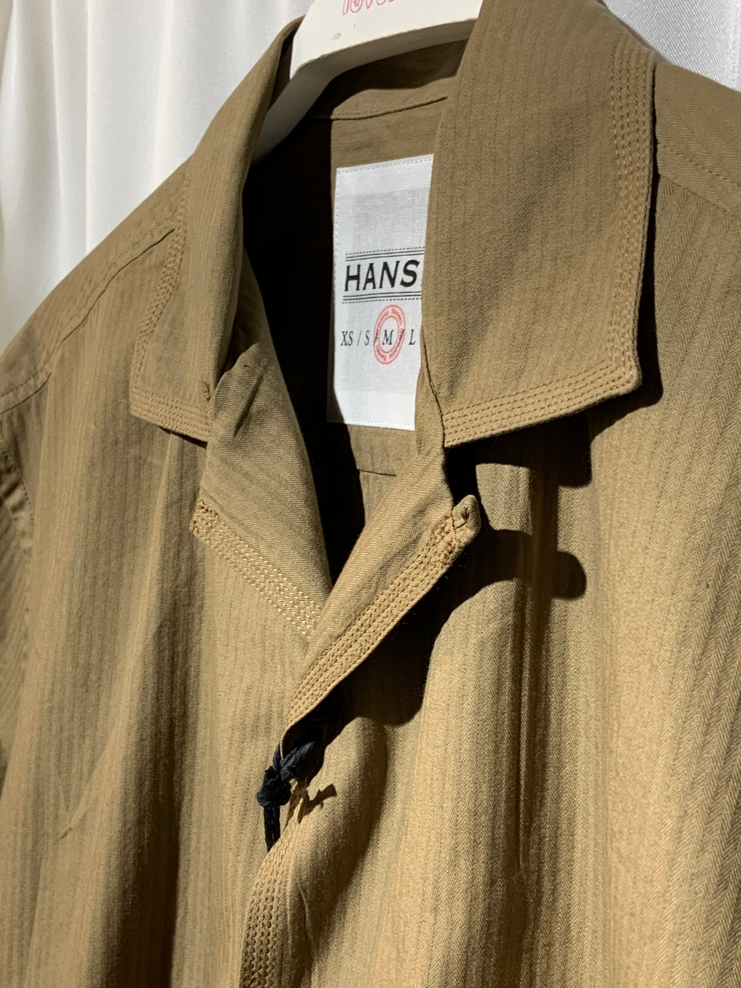 Image of HANSEN GARMENTS Jonny Kalahari