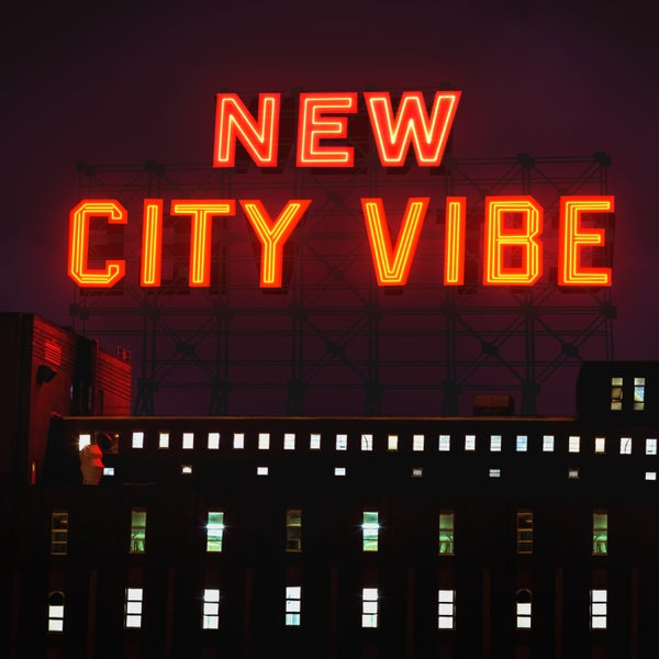 Image of GORLVSH • New City Vibe CD