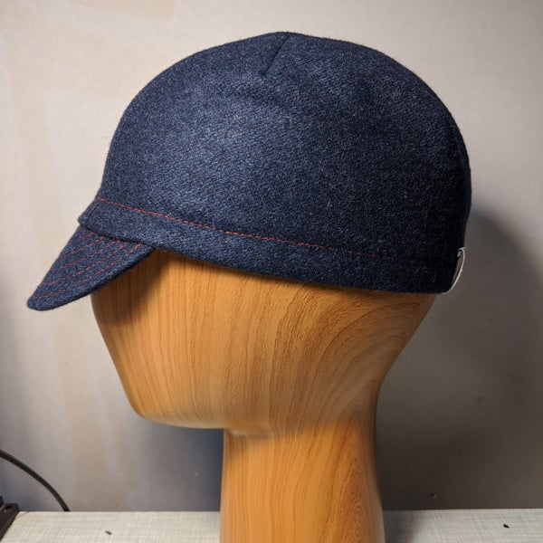 Image of Cycling Cap Builder - Tweed