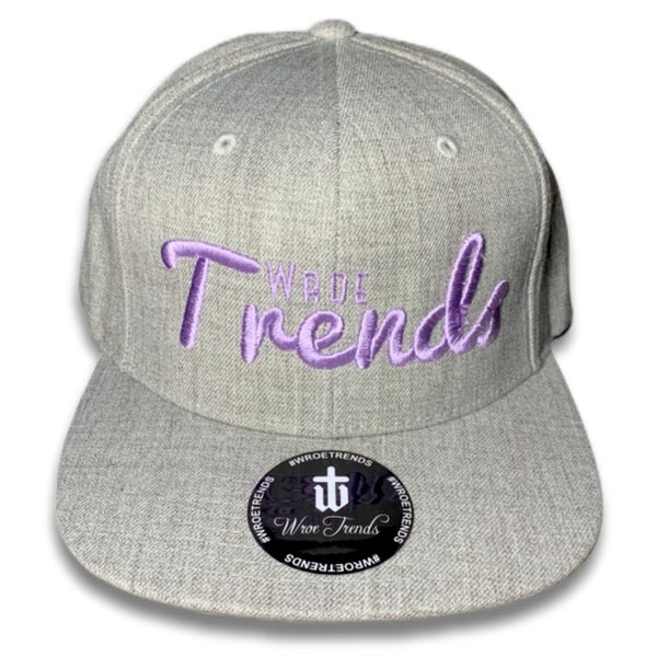 Image of SIGNATURE HEATHER/LILAC SNAP