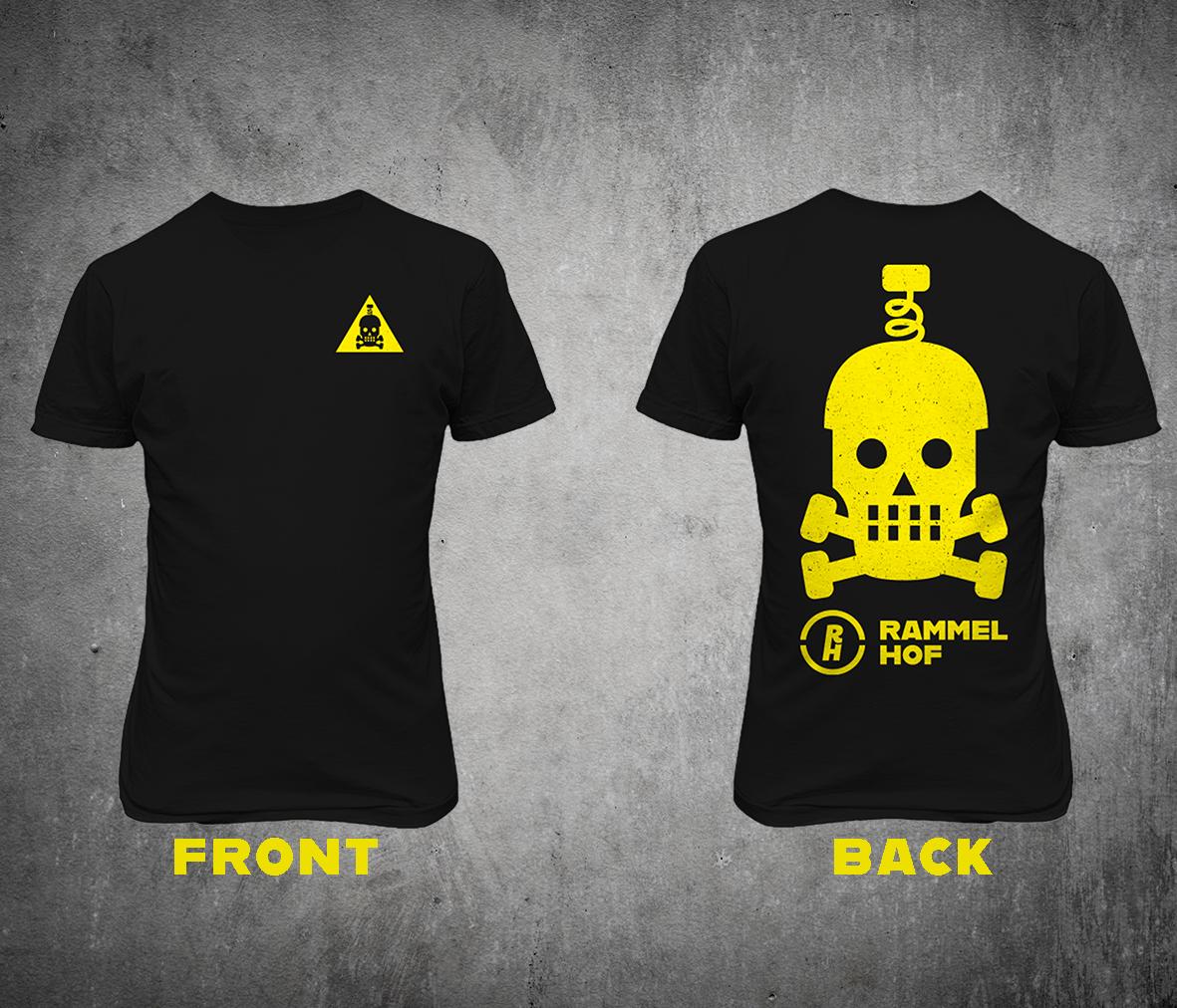 Image of RAMMELHOF Shirt - Umweltschmutz (Men)