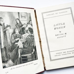 Louisa M Alcott - Little Women