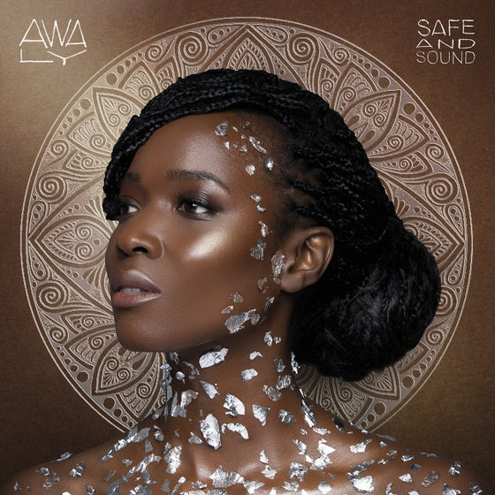 Image of Awa Ly : SAFE AND SOUND // DEDICACÉ !