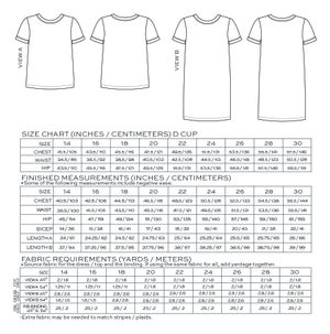 Image of RIO RINGER T-SHIRT & DRESS SZ 14-30 (PDF)