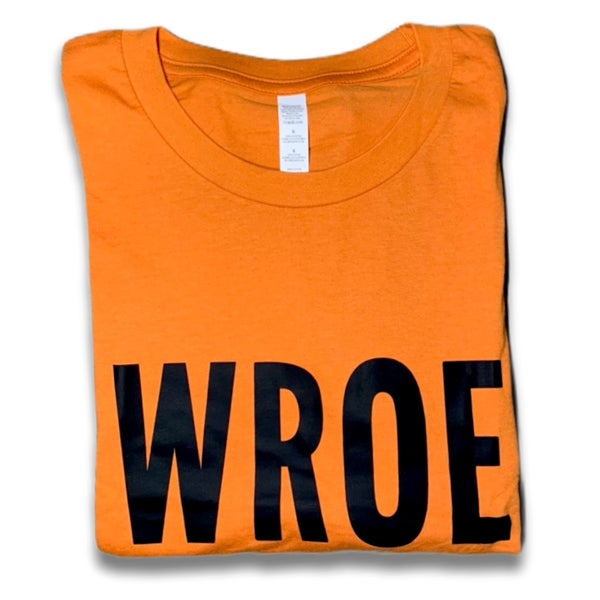 Image of ORANGE WROE TEE