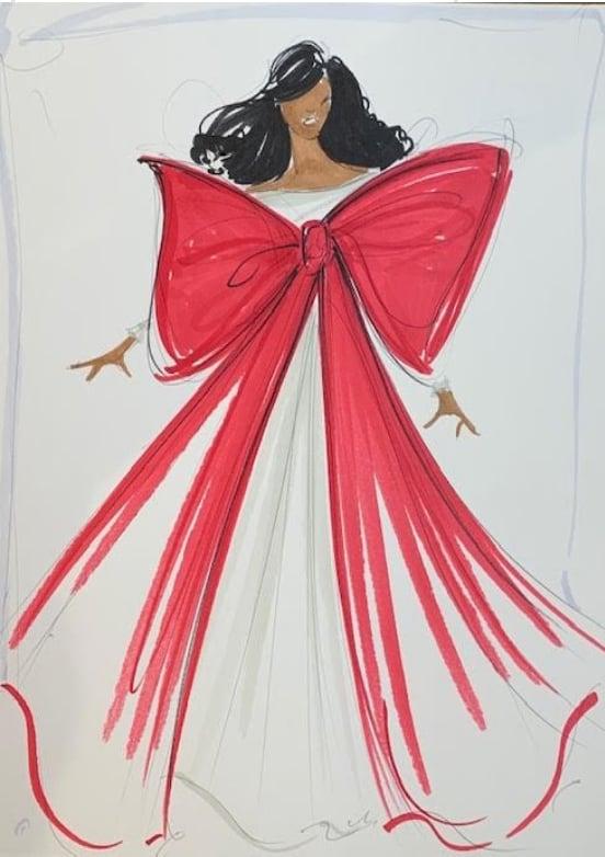 "Image of ""Oprah"" Print"