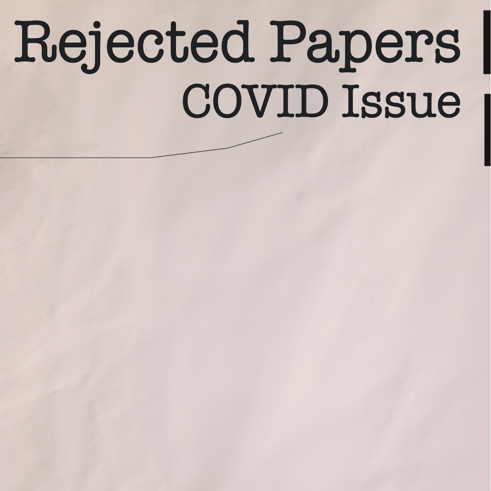 Image of Rejected Papers COVID Issue