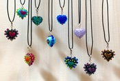 Image of Heart pendants