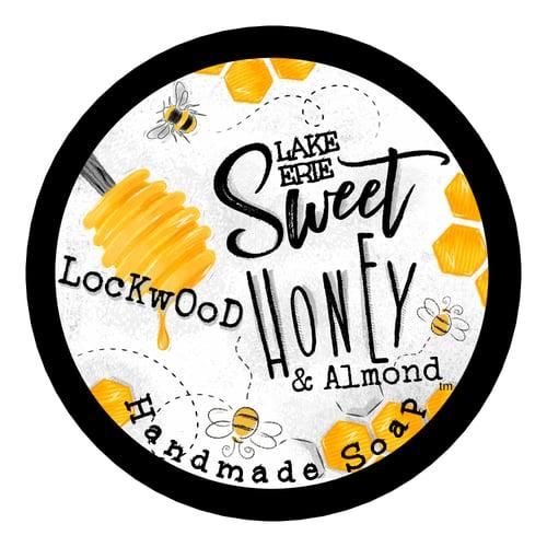 "Image of ""Lockwood Sweet Honey Almond'"