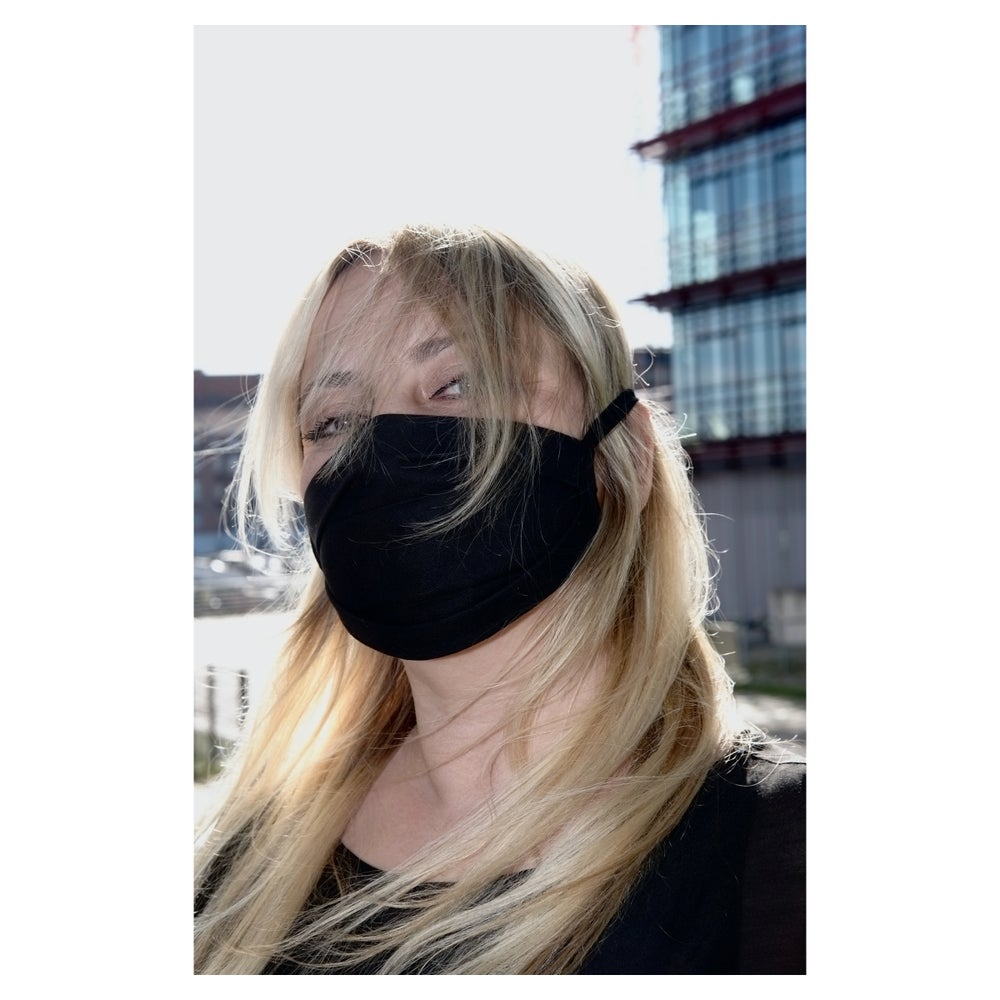 Image of Gesichtsmaske / Face Mask - Black