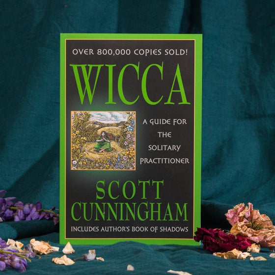 Image of WICCA by Scott Cunningham
