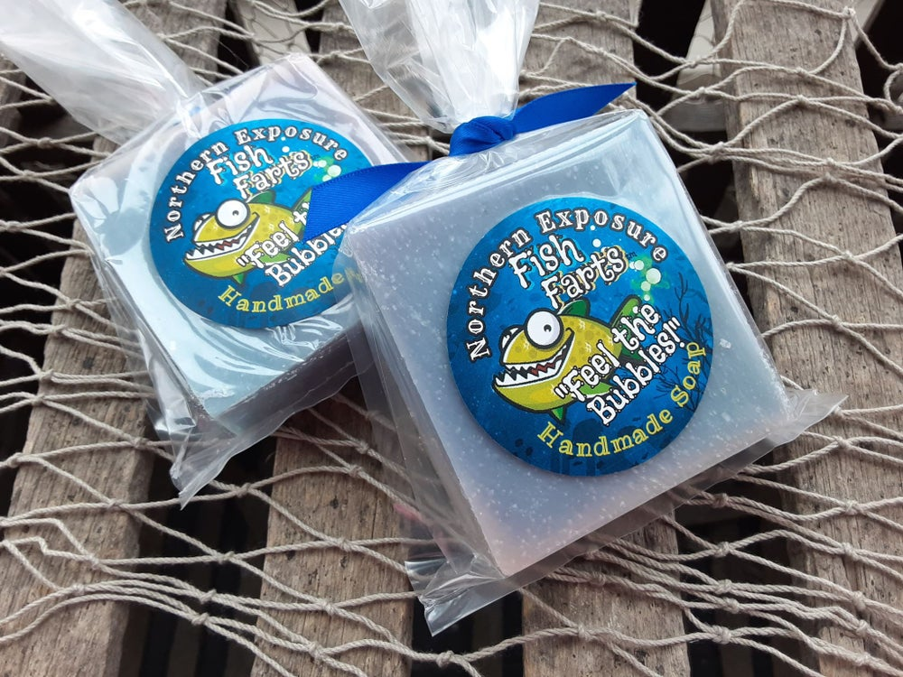 "Image of ""Fish Farts' Handmade Soap"